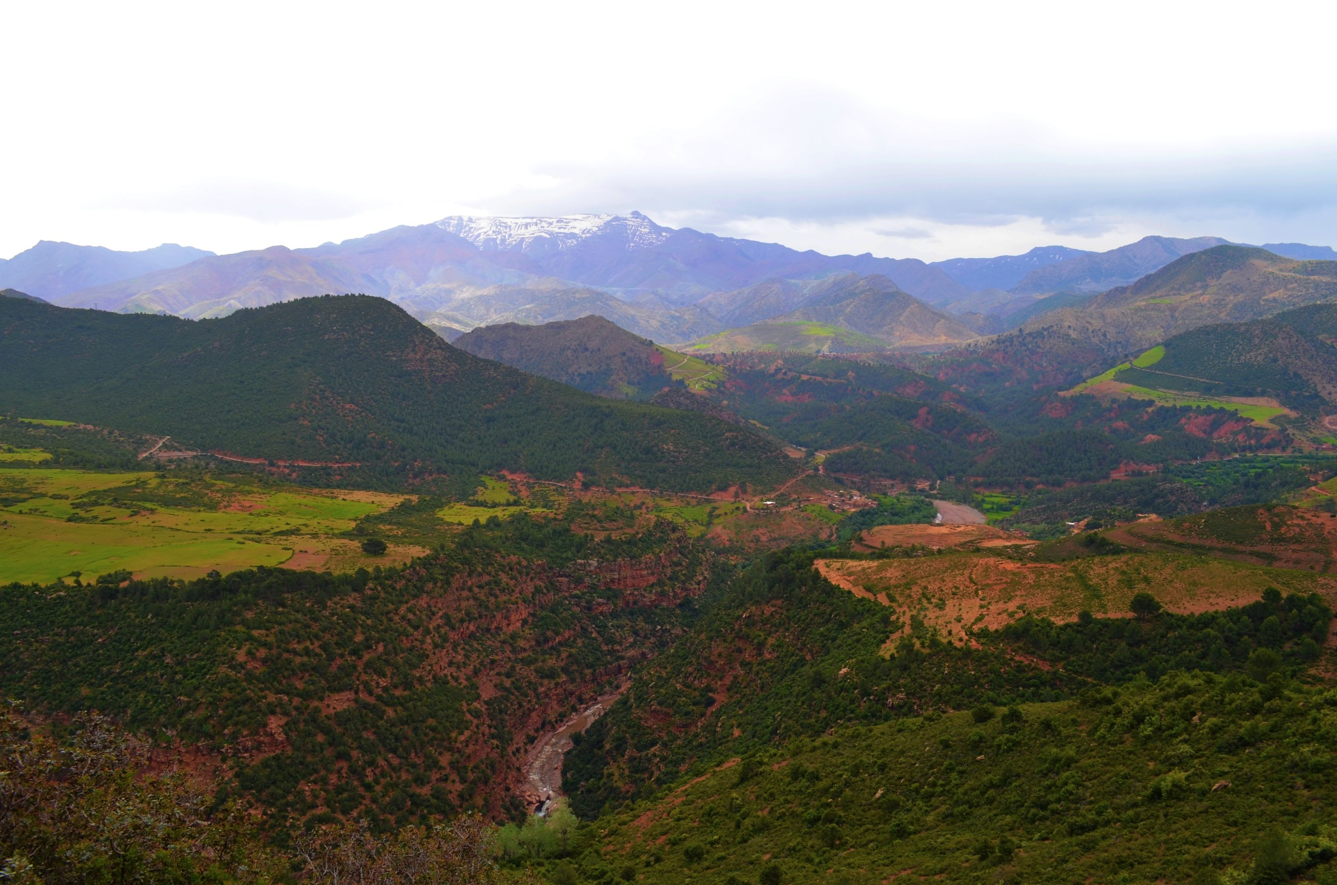 5-Day Trekking in Morocco Atlas Mountains - Morocco Itinerary
