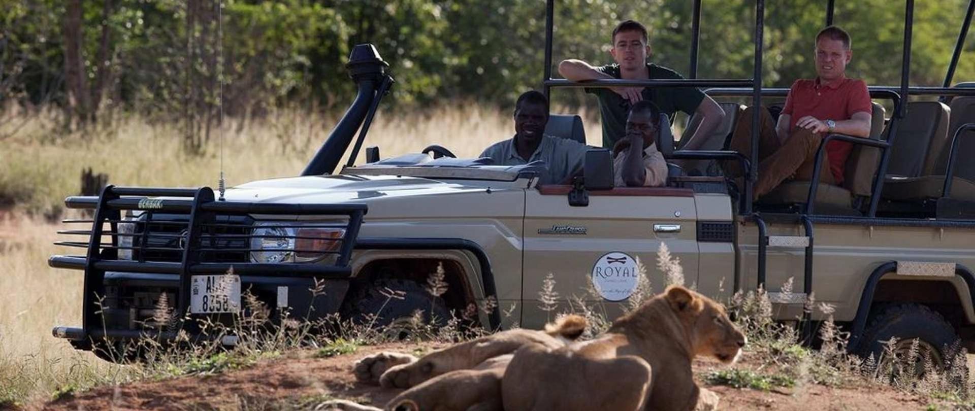 8-Day Zambia Untouched Wilderness Safari - Zambia Itinerary