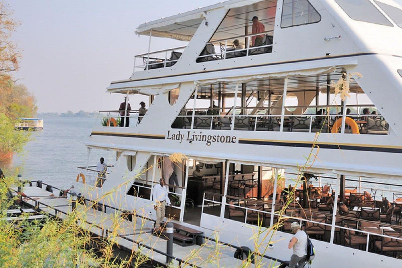 4-Day The Mighty Victoria Falls Safari - Botswana and Zambia Itinerary