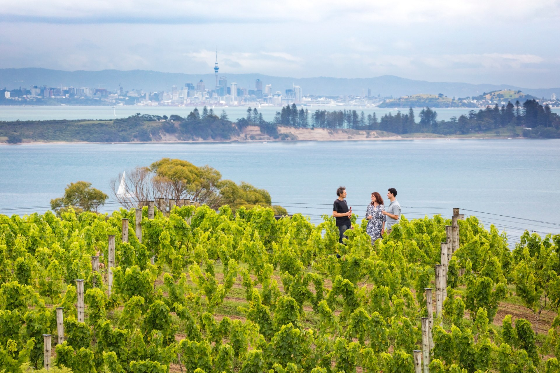 8-Day Boutique New Zealand Food & Wine - New Zealand Itinerary