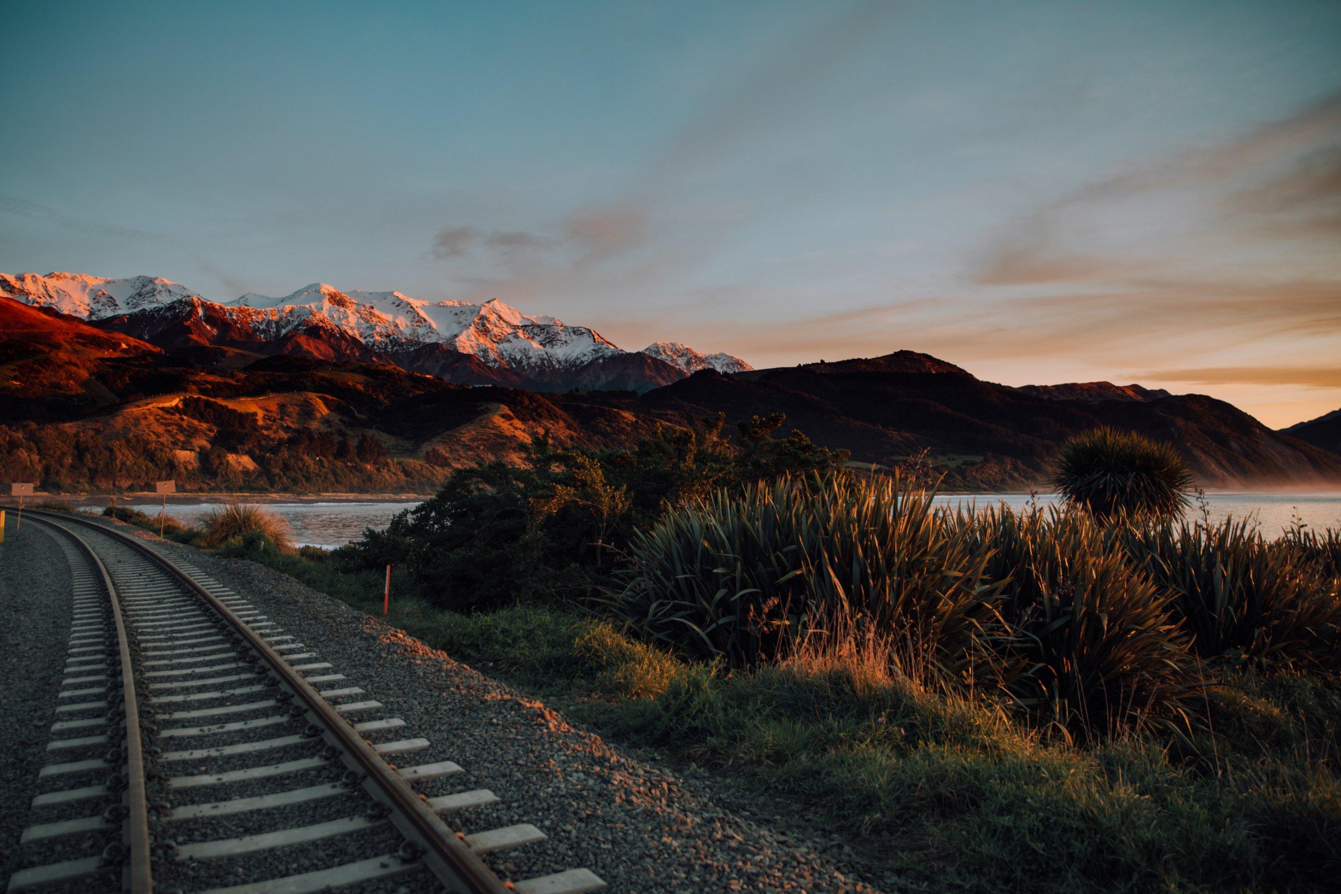 16-Day Scenic Train Holiday in New Zealand - New Zealand Itinerary