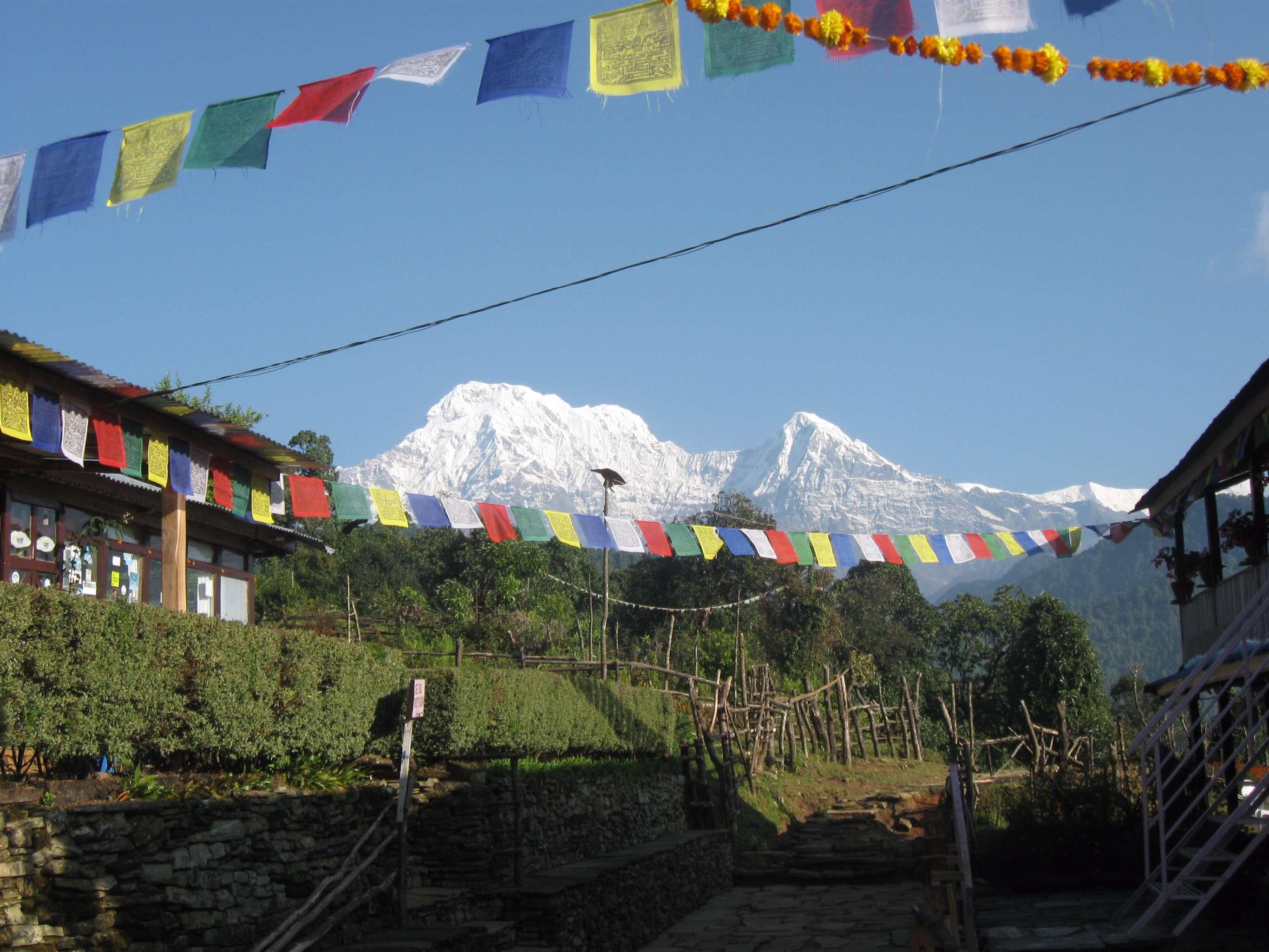 14-Day Annapurna Sanctuary Trek - Nepal Itinerary