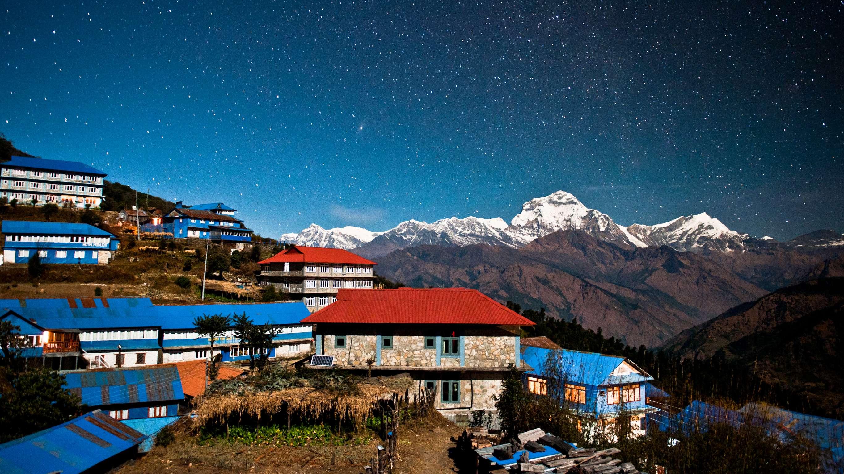 5-Day Poonhill Trek - Nepal Itinerary