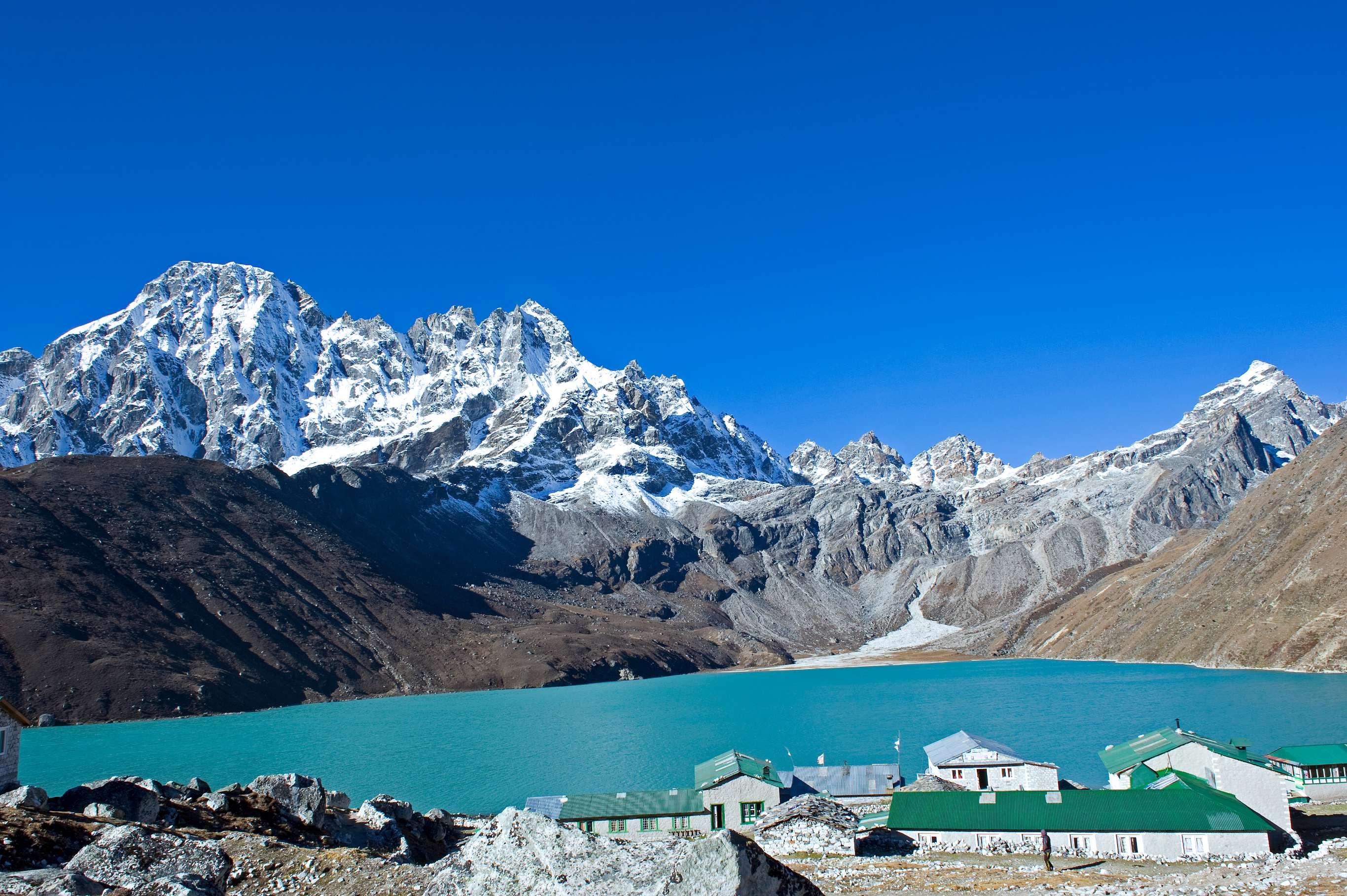 12-Day Gokyo Valley Trek - Nepal Itinerary
