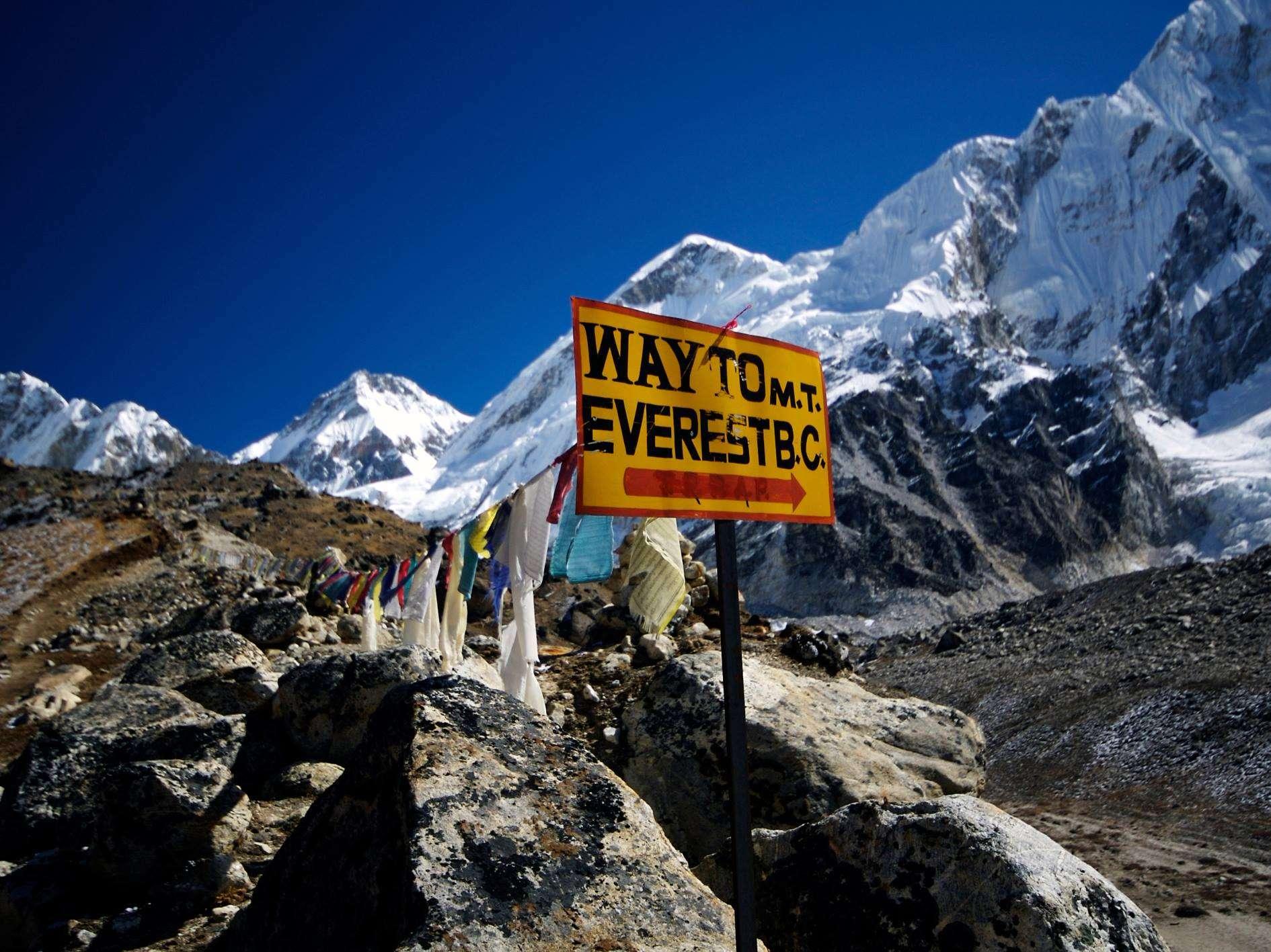 21-Day Everest Base Camp Trek & Jungle Safari - Nepal Itinerary