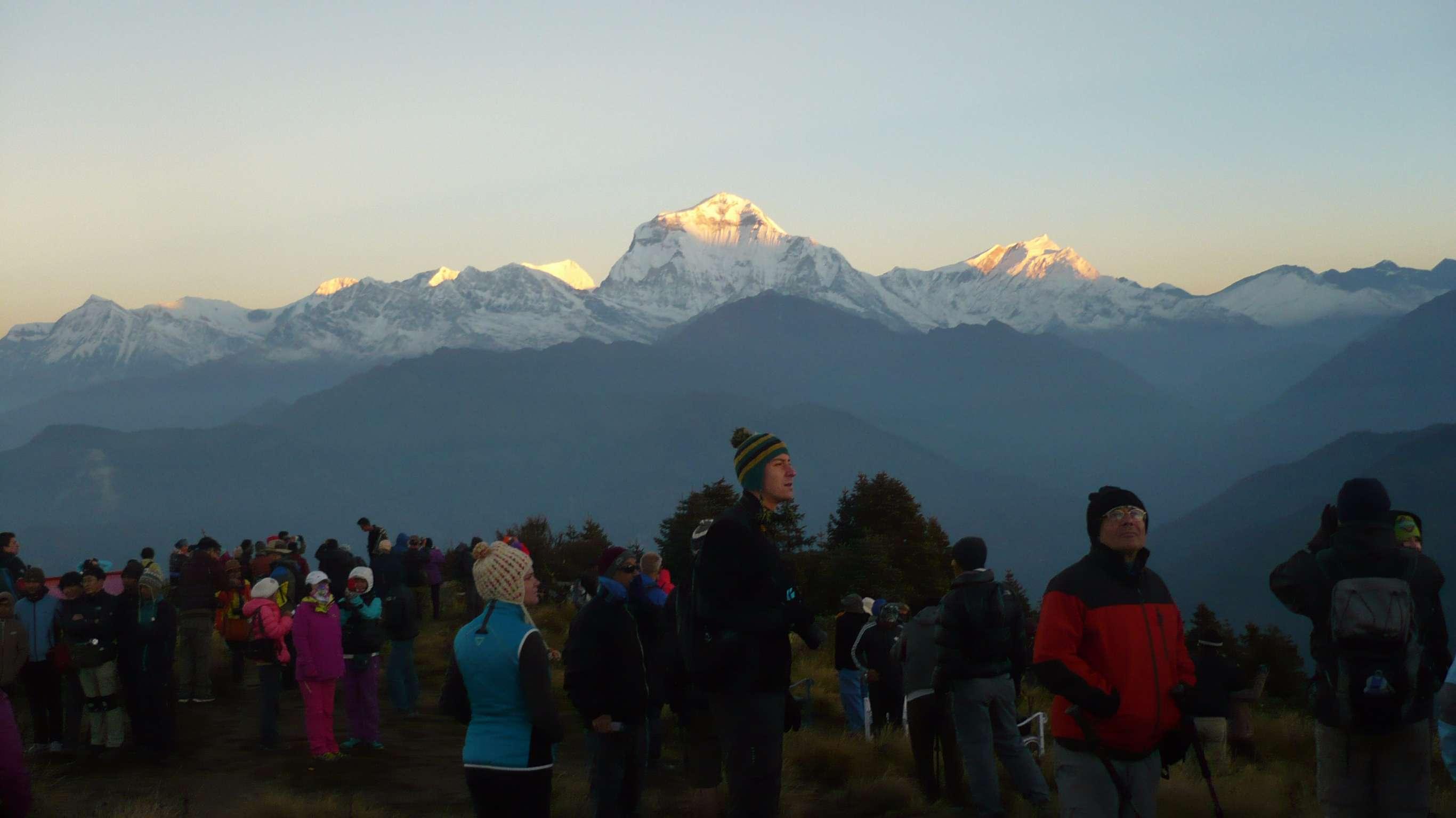 10-Day Poonhill Trek & Kathmandu Trip - Nepal Itinerary