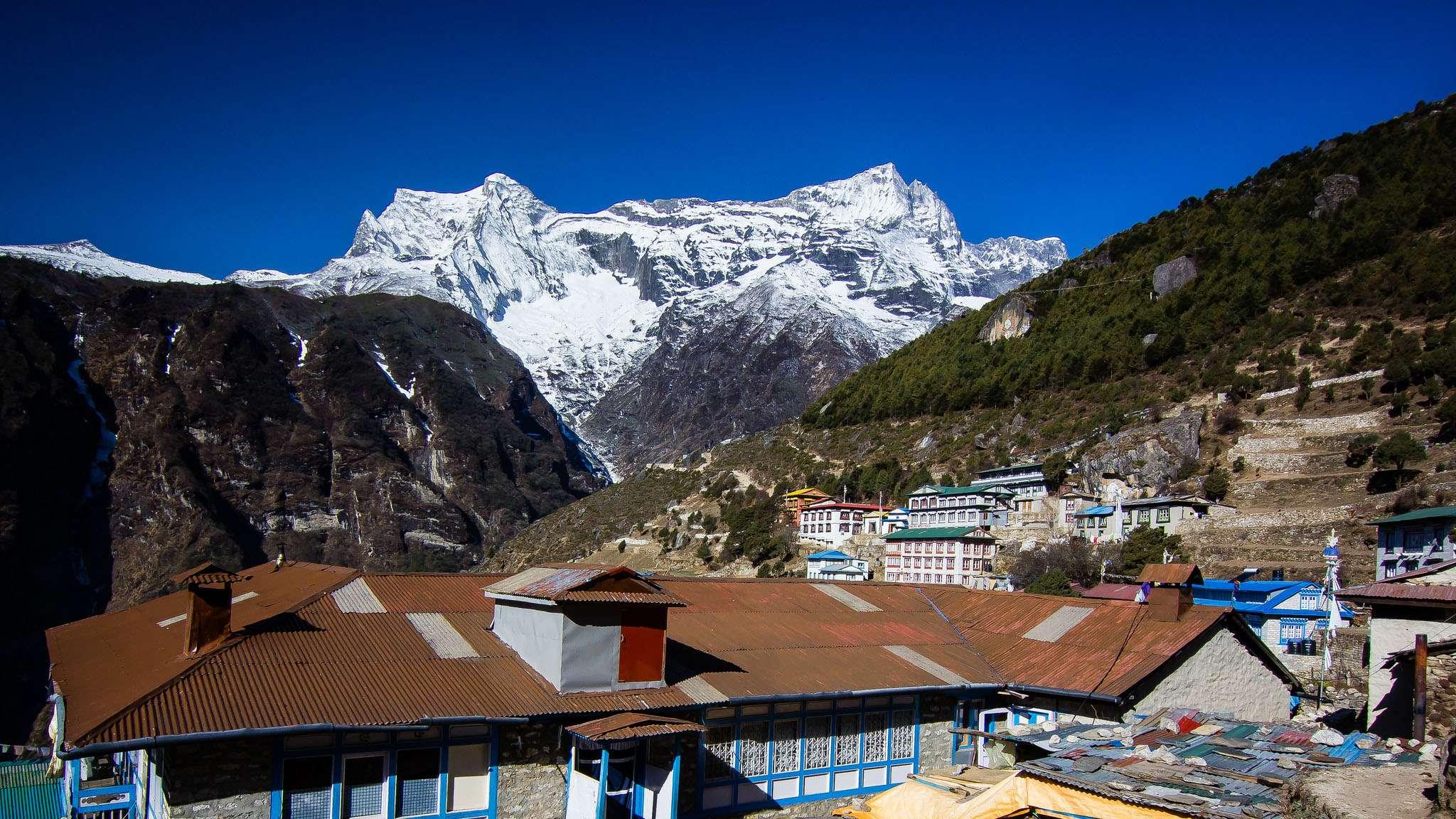 8-Day Everest View Trek - Nepal Itinerary