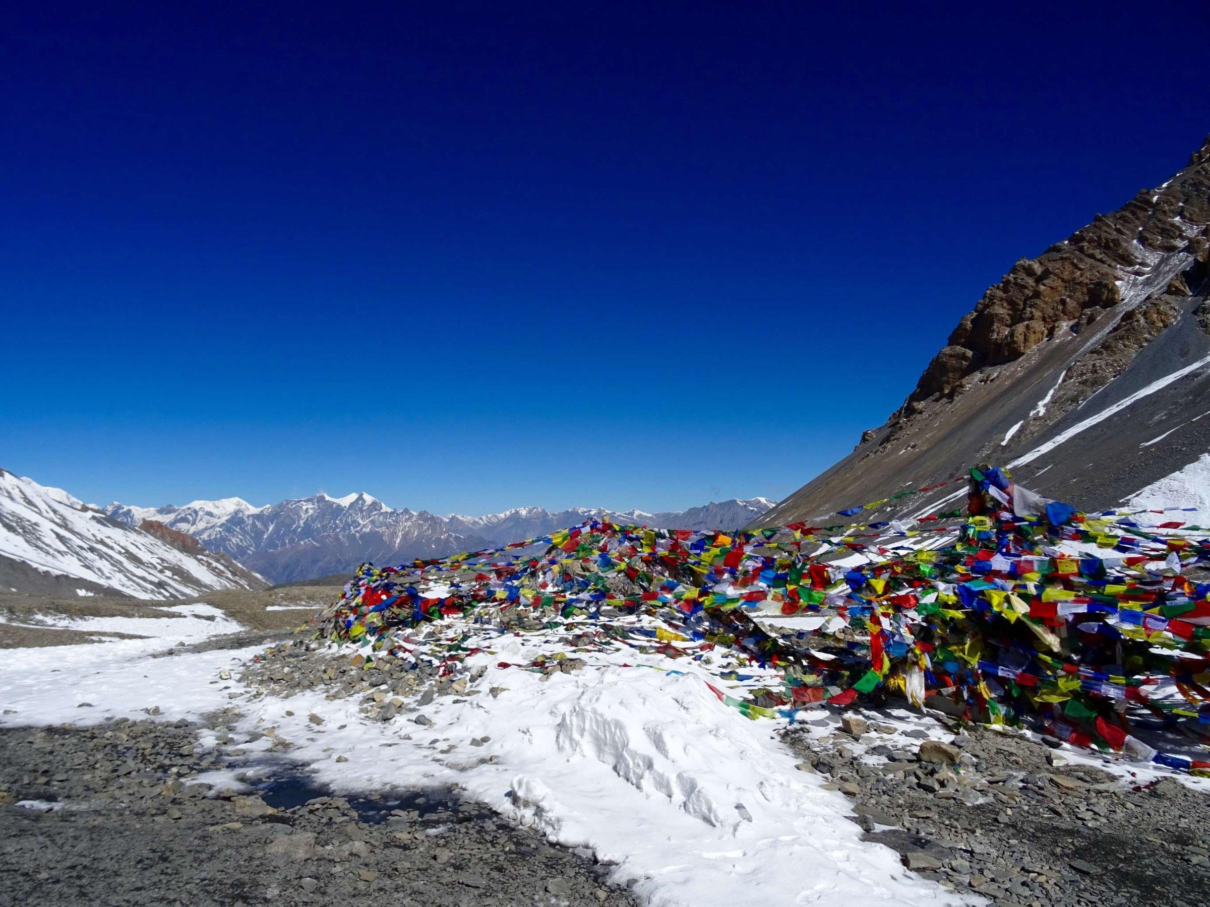 18-Day Incredible Annapurna Circuit Trek - Nepal Itinerary