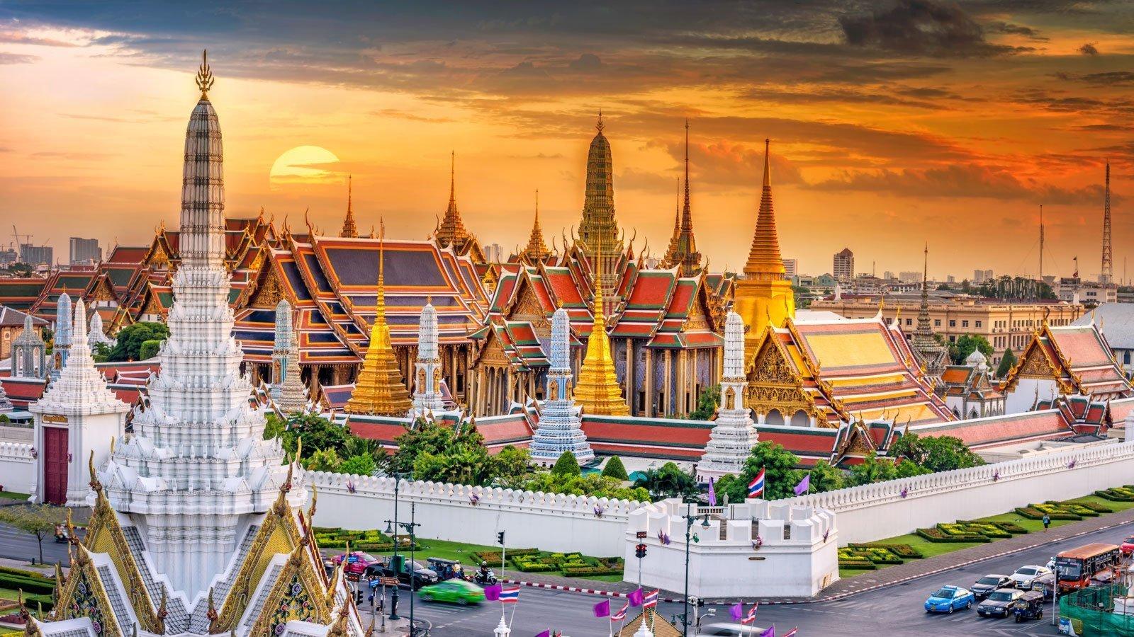 Tour Thailandia storica e mare